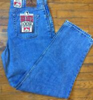 Ben Davis Men's Denim Pants Size 40 Blue Jeans 40x32 Made In The USA 🇺🇸 🇺🇸