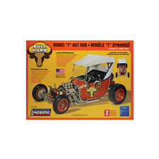 LINDBERG - Bull Horn Ford Model T Hot Rod 1:16 plastic KIT [72320] - GALAXY RC