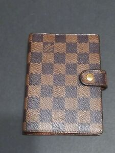 Louis Vuitton Damier Agenda Day Planner PM