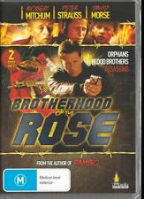 BROTHERHOOD OF THE ROSE - PETER STRAUSS -  NEW &SEALED R4 DVD FREE LOCAL POST