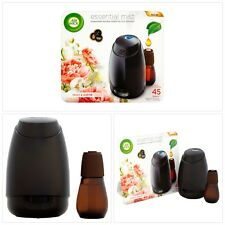 Air Wick Essential Portable Mist Automatic Diffuser Kit Peony And Jasmine New