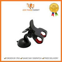 Car Phone Holder Stand Windshield Suction Cup Mount Bracket Clip Attached