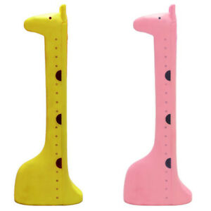 Digital Portable Stadiometer Height Meter Scale Giraffe Kids Infant Kawaii