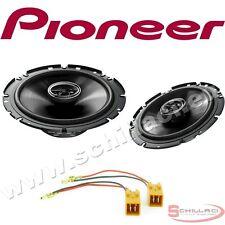 STEREO auto altoparlanti posteriori Kit per Pioneer LANCIA Y 1995 - 2003 con adattatori