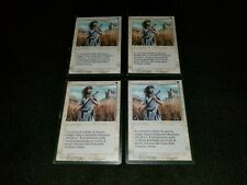 MTG 4x Revised white uncommon MP Italian FBB Swords to Plowshares