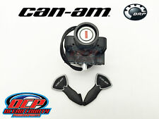 NEW GENUINE CAN-AM SPYDER GS 900 RS ST OEM IGNITION SWITCH WITH KEYS 710002971