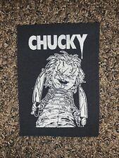 Chucky Horror Movie Child's Play Cloth Patch