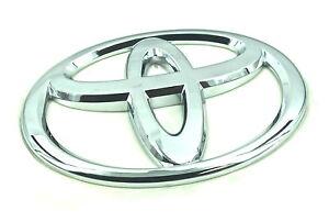 Genuine New TOYOTA REAR BADGE Boot Emblem For Yaris 2008-2011 Avensis 2008-2011
