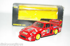 SOLIDO 1032 PORSCHE 935 RALLY RED MINT BOXED RARE SELTEN!