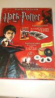 """Coffret Collector """"Harry Potter"""" Edition limitée - Cartes à jouer - Carta Mundi"""