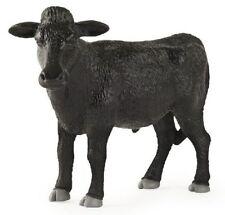 1/64 Tomy Toy Black Steer