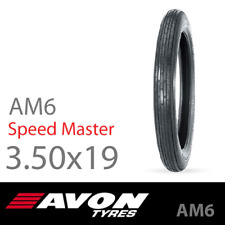 3.50-19 Avon Speedmaster AM6 54S TT
