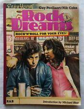 Rock Dreams by Guy Peellaert, Nik Cohn, Guy Peelaert (Softback)