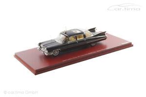 Cadillac Series 75 Limousine Bubble Top Queen Elisabeth II TSM 1:43 TSM114334