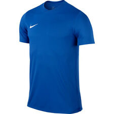 061ad1578 Mens Kids Nike Football Rugby Sports Match Training T Shirt Top Jersey Park  VI Large 41