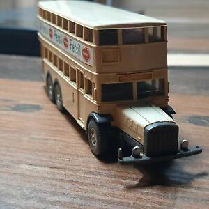 Wiking 1;87  Berliner Doppeldeck - Bus D 38 siehe Fotos
