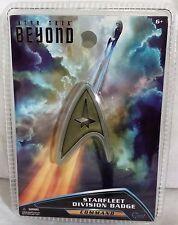 Star Trek Beyond Official Quantum Mechanix Command Badge Replica