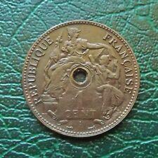 Indochine Française - 1 Cent. 1896 A  Paris