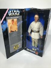 Vintage Star Wars Luke Skywalker 1996 12 Inch Doll Large Action Figure