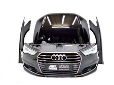 Audi A6 4G Facelift Front Paket Kühler Stoßstange Motorhaube Xenonscheinwerfer