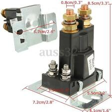 4 Pin Over 500A AMP 12V DC Relay On/Off Car Auto Power Switch Plastic Black