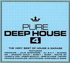 VARIOUS ARTISTS - PURE DEEP HOUSE, VOL. 4: THE VERY BEST OF HOUSE & GARAGE [DIGI