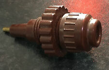 Vintage Vespa Bakelite Ignition Distributor HT Lead connector, (VNA/VM etc)