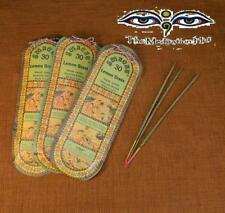 Swagat Natural Lemon Grass Incense Sticks Hand Rolled - Mental Clarity