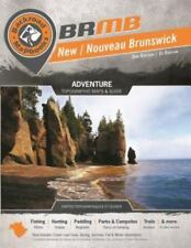 Backroad Mapbook: New/Nouveau Brunswick, Second Edition: Outdoor Recreation Guid