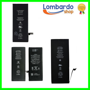BATTERIA  DI RICAMBIO PER APPLE IPHONE 5 5C 5S 6 6S 7 8 8PLUS SE X XS XR