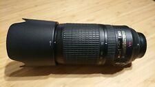 Nikon Zoom-Nikkor AF-S VR 70-300mm f4.5-5.6 IF-ED Lens