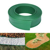 Isolation Path Barrier Fence Belt Plastic Border Grass Edging Garden Lawn