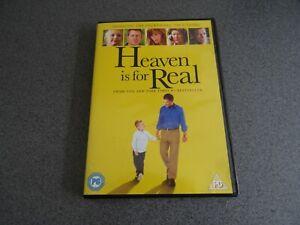 Heaven Is for Real [PG] DVD - Greg Kinnear