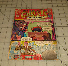 The Many Ghosts of DOCTOR GRAVES #16 (Oct 1969) Good- Condition Comic