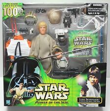 """Luke Skywalker 12"""" Action Figure Star Wars 100th Action Collection 1/6th scale"""