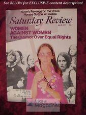 Saturday Review June 25 1977 CYNTHIA GRIFFIN WOLFF MARTIN E. MARTY SIMON LEYS