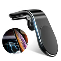 Car Magnetic Air Vent Mount Phone Holder Stand For iPhone 7 8 Plus X XS Max GPS