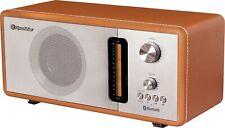 Roadstar HRA-1350US/BT  RETRO STYLE FM RADIO WITH BLUETOOTH, USB/SD PLAYBACK
