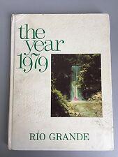 The Year 1979 Rio Grande, Puerto Rico Yearbook Escuela Superior Pedro FALU