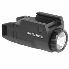 InForce Aplc Compact Weaponlight For Glock 200 Lumen Led - Black - Acg-05-1