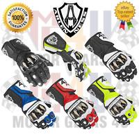 Arlen Ness Sugello Motorbike Long Knuckle Motorcycle Biker Sport Racing Glove CE