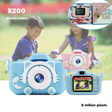 1200P Mini Digital Camera for Kids Baby Cute Camcorder Video Child Cam Recorder