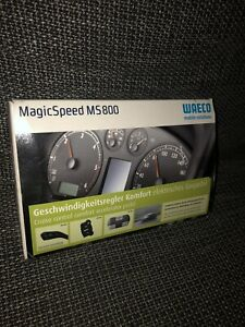 Waeco Magic Speed MS 800 Tempomat Universal (Vollständig)
