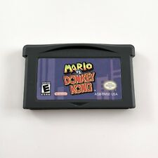 Mario vs. Donkey Kong Authentic and Tested (Nintendo Game Boy Advance GBA DS)