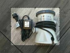 %% Intex POOL FILTERPUMPE,Mod.602G,12V 50 Hz.mit Netzgerät %%