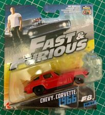 Chevy Corvette 1966 Fast and Furious Die Cast Model Car No 30 New and Unopened