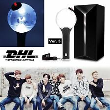 KPOP BTS Bangtan Boys ARMY Bomb Ver.3 Light Stick Concert Lamp DE DHL
