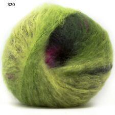 Louisa Harding Amitola Brushed - 100g- 60% Mohair, 25% Cotton, 15% Wool - 320