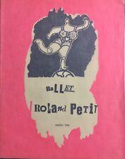 Niki de SAINT PHALLE, Jean TINGUELY, Martial RAYSSE, J. CAU, BALLET ROLAND PETIT