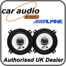 "ALPINE SXE-1325S 13cm 5.25"" 200W Car Radio Stereo Audio Speakers Door Shelf New"